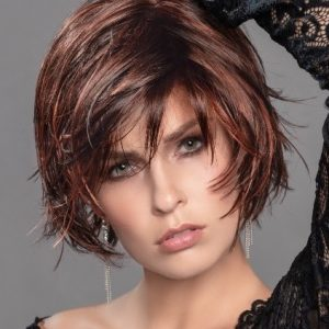 ECHO is a short textured style wig by Ellen Wille.