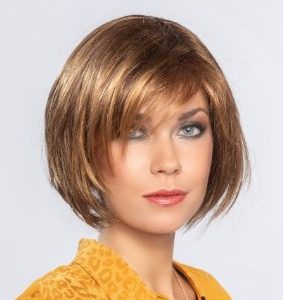 VISTA is a synthetic wig in a classic bob style but with a contemporary take.