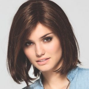 YARA is a Remy human hair short bob by designer Ellen Wille.